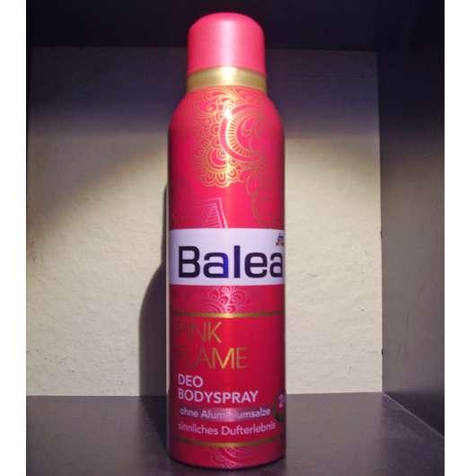 Balea Deo-Bodyspray Pink Flame