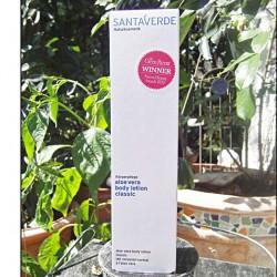 Produktbild zu Santaverde aloe vera body lotion classic