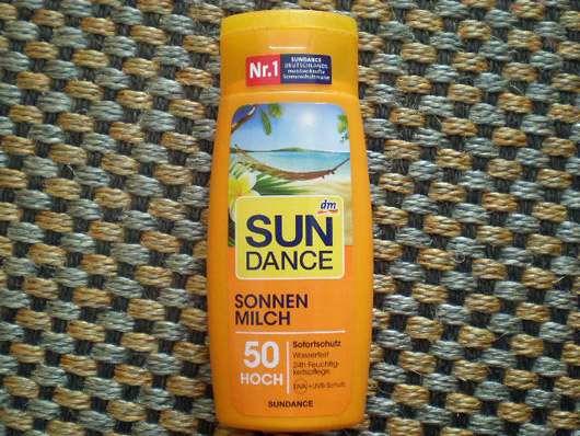 SUNDANCE Sonnenmilch LSF 50 hoch
