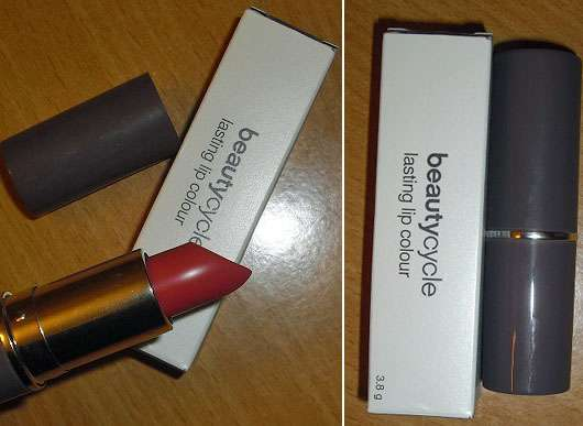 beautycycle lasting lip colour, Farbe: sunrise