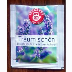 Produktbild zu Teekanne Träum schön (Entspannende Kräuterteemischung)