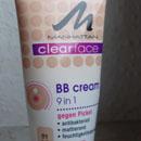 MANHATTAN CLEARFACE 9 in 1 BB Cream, Farbe: 01 hell