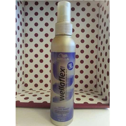 wellaflex Instant Volume Boost Gel-Spray