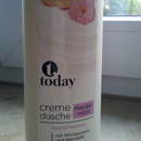 today Creme Dusche Mandelmilch
