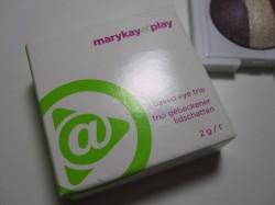 Produktbild zu Mary Kay marykayatplay Baked Eye Trio – Farbe: On The Horizon
