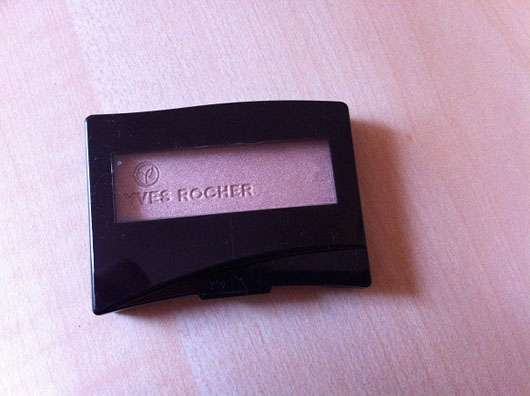 Yves Rocher Couleurs Nature Intense Color Single Eyeshadow, Farbe: 02 PÊCHE