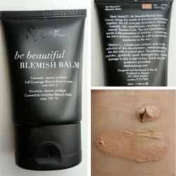 Produktbild zu Sleek MakeUP Be Beautiful Blemish Balm, Farbe: Light 01