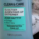 Rival de Loop Clean & Care Ölhaltiger Augen Make-up Entferner