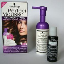 Produktbild zu Schwarzkopf Perfect Mousse Permanente Farbe – Nr.: 465 Schokobraun