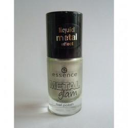 Produktbild zu essence metal glam nail polish – Farbe: 03 glamour girls (LE)