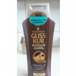 Produktbild zu Schwarzkopf GLISS KUR Hair Repair Marrakesh Oil & Coconut Shampoo