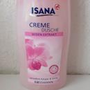Isana Creme Dusche Seiden-Extrakt
