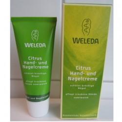 Produktbild zu Weleda Citrus Hand- und Nagelcreme