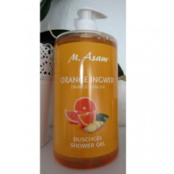 Produktbild zu M. Asam Orange Ingwer Duschgel