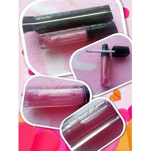 Artistry Lipgloss Farbe: Precious Pink