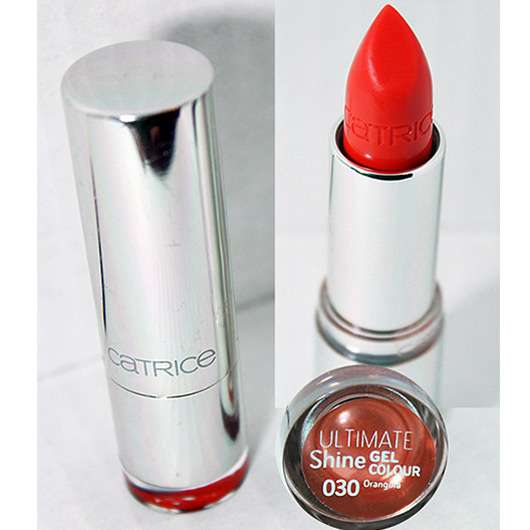 Catrice Ultimate Shine Gel Lip Colour, Farbe: 030 Orangina