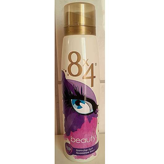 8×4 beauty Deospray