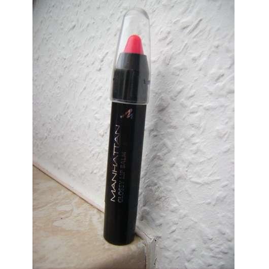 Manhattan Glossy Lip Balm, Farbe: 30 Dazzle Pink