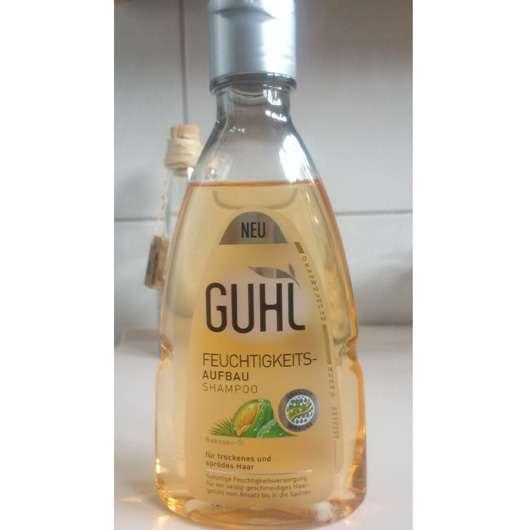 Guhl Feuchtigkeitsaufbau Shampoo mit Babassu-Öl