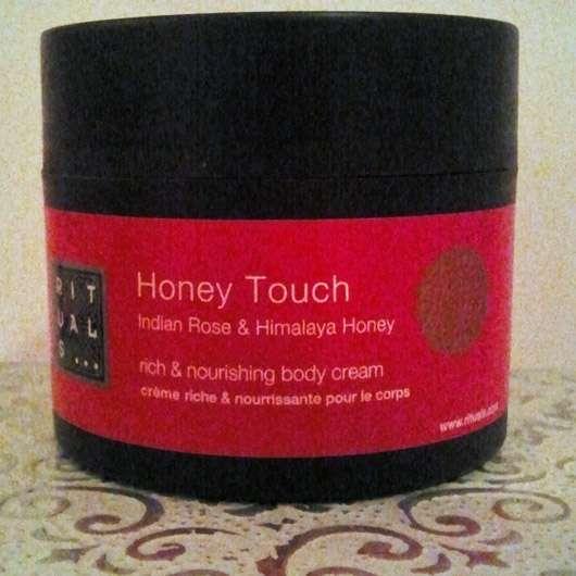 Rituals Honey Touch Rich & Nourishing Body Cream