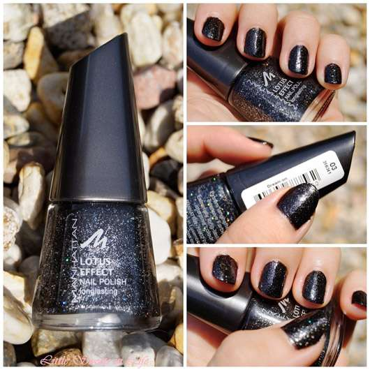 Manhattan Lotus Effect Nail Polish, Farbe: 03 Dream on (LE)