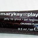 Mary Kay marykayatplay Jelly Lip Gloss, Farbe: Crushed Plum