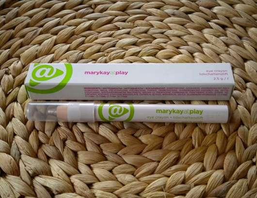 Mary Kay marykayatplay Eye Crayon Lidschattenstift, Farbe: Gold Mine