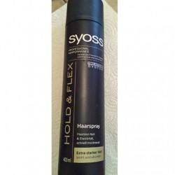 Produktbild zu SYOSS Hold & Flex Haarspray