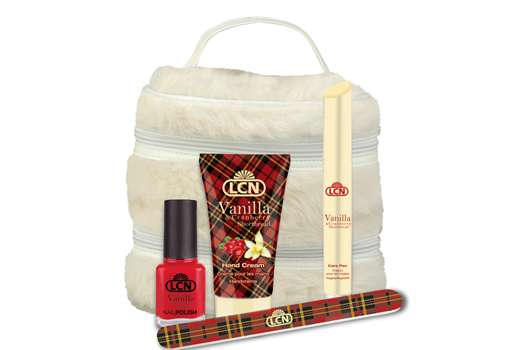 LCN Pflegeserie Vanilla & Cranberry Shortbread