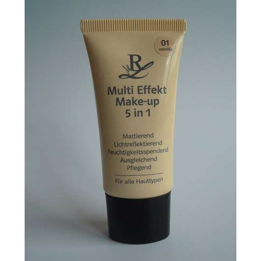 Rival de Loop Multi Effekt Make-up 5in1, Farbe: 01 vanilla