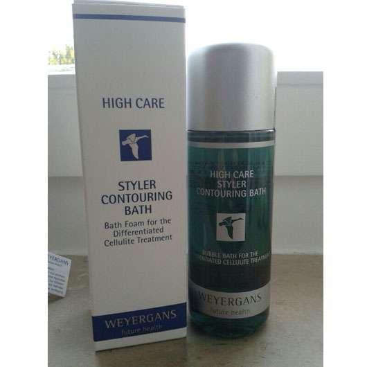 Weyergans High Care Styler Contouring Bath