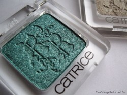 Produktbild zu Catrice Rocking Royals Velvet Metal Eyeshadow – Farbe: C04 Emerald Queen (LE)