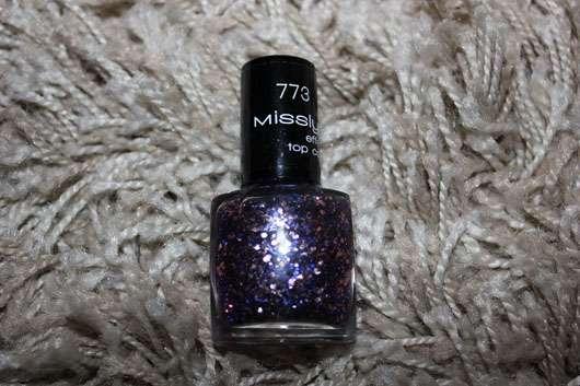 Misslyn effect top coat, Farbe: 773 Vegas Show Girl