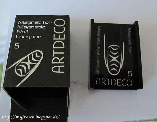 ARTDECO Magnet for Magnetic Nail Lacquer, 5 Arrow