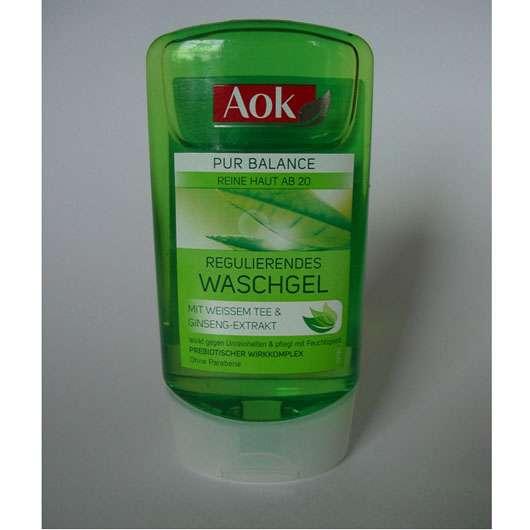 AOK Pure Balance Regulierendes Waschgel