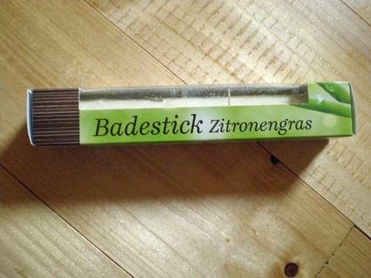 test badezus tze balea badestick zitronengras testbericht von loebel. Black Bedroom Furniture Sets. Home Design Ideas