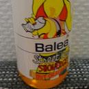 Balea Street Art Showergel mit Orangenduft