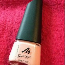 Produktbild zu MANHATTAN Bonnie Strange Nail Polish – Farbe: 002 Kreuzberg Darling (LE)
