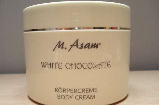 M. Asam White Chocolate Körpercreme