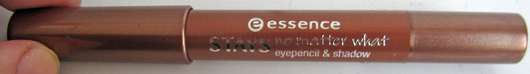 essence stays no matter what eyepencil & shadow, Farbe: 05 cute copper