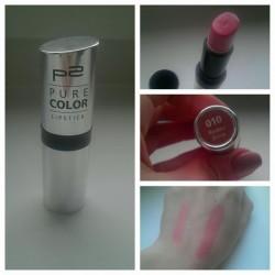 Produktbild zu p2 cosmetics pure color lipstick – Farbe: 010 Rodeo Drive