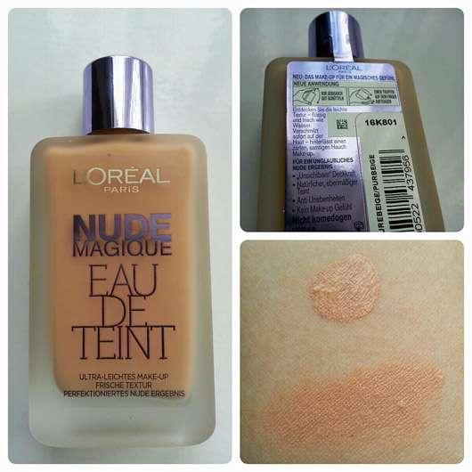 L'Oréal Paris Nude Magique Eau de Teint