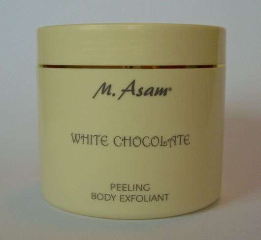 M. Asam White Chocolate Peeling