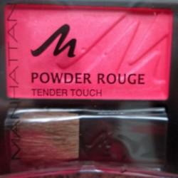 Produktbild zu MANHATTAN Powder Rouge Tender Touch – Farbe: 55H pink hunter