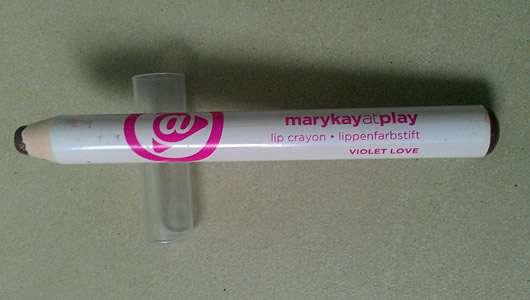 Mary Kay marykayatplay lip crayon, Farbe: Violett Love