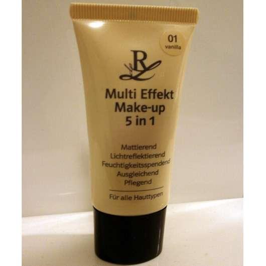 Rival de Loop Multi Effekt Make-up 5 in 1, Farbe: 01 Vanilla