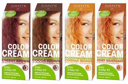SANTE Color Cream