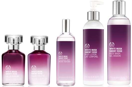The Body Shop White Musk Smoky Rose