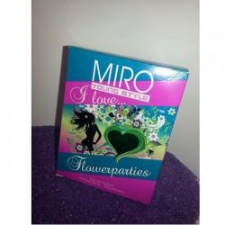 Produktbild zu MIRO Young Style I Love… Flowerparties Eau de Parfum