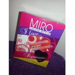 Produktbild zu MIRO Young Style I Love…Popmusic Eau de Parfum